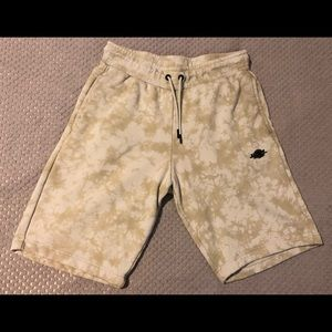 Air Jordan Tie Dye Drawstring Cotton Shorts RARE